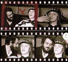 Kubrick and his Alex