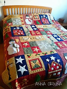 Me gusta Christmas Bedding, Christmas Quilt Patterns, Christmas Sewing Projects, Christmas Embroidery Patterns, Christmas Applique, Christmas Crafts, Quilted Gifts, Lap Quilts, Quilting Designs
