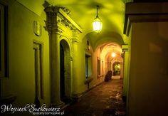 Wieczorne spacery zamojskimi podcieniami :)