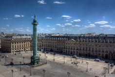 París 🇫🇷 Place Vendôme.