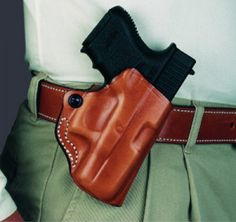 COLT SAA 3in Right DeSantis Doc Holliday Cross Draw Holster