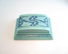 Ring Box Vintage Art Deco Celluloid by bohemiantrading on Etsy, $45.00