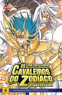 LIGA HQ - COMIC SHOP CAVALEIROS DO ZODIACO SAGA DE HADES #8 PARA OS NOSSOS HERÓIS NÃO HÁ DISTÂNCIA!!!