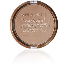 The best bronzer ive ever used! It gives you such a natural look and makes you really glow! You can apply it with other products or all by itself :: Wet n Wild Bronzer - Ticket to Brazil