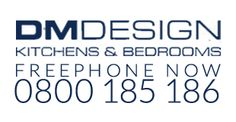 DM design is all across UK very famous for the designer kitchens and bedroom they are capable to provide you.
