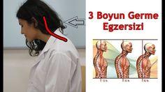 BOYUN GERME EGZERSİZLERİ / NECK STRETCHING EXERCISES FOR THE FORWARD HEAD