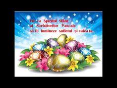 Spiritul Sfânt al Sărbătorilor Pascale să  îți lumineze sufletul !!!