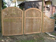 alluring-and-trendy-cheap-fence-panels