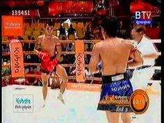 Khmer Boxing  - Chean Raksmey vs Morn Lihor -  BTV Boxing 22 Jun 2014 Full Round