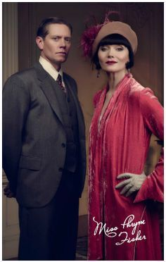 miss fisher~ Miss Fisher's Murder Mysteries ~
