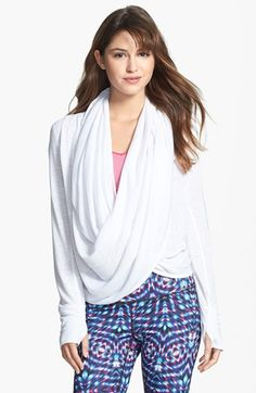 Zella 'Warrior' Multi Way Wrap available at #Nordstrom