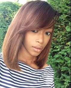 prom hair for relaxed hair .
