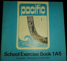 Old School Book. Christchurch, New Zealand