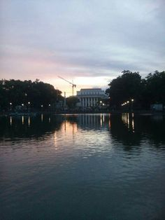 NGC AT SUNSET Bacolod, Opera House, Sunset, Building, Travel, Viajes, Buildings, Destinations, Sunsets