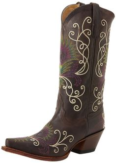 Tony Lama Boots Women's VF3039 Boot ** Remarkable product available now. : Cowgirl boots