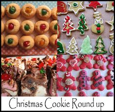 A super honest round up of all the Christmas cookies you may be thinking of making. Includes iced sugar cookies, rocky road, Christmas thumbprint cookies and rocky road. http://clevermuffin.com/2014/12/19/christmas-cookie-roundup-super-honest-style/