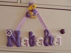 Resultado de imagen para adornos de bebes con fieltro