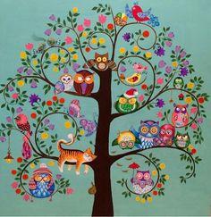 Дерево і звірі