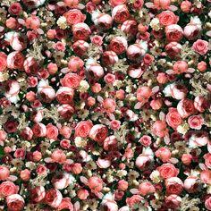 Tendencias otono invierno 2013 estampados florales