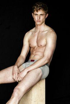 Leo Eller & James Lasky: Male Underwear. Greg Vaughan Photos