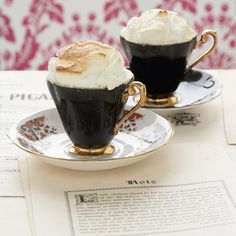 Chambord coffee and whipped cream - photography inside the cafe. I Love Coffee, Coffee Break, My Coffee, Coffee Corner, Black Coffee, Coffee Cafe, Coffee Shop, Coffee Lovers, Coin Café