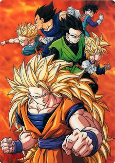 Collecting, posting, and preserving only the best possible quality scans of original Japanese promotional artwork for Dragon Ball, Dragon Ball Z, and Dragon Ball GT from 1986 - 1997 Dragon Ball Gt, Dragon Ball Z Shirt, Dbz, O Goku, Dragonball Evolution, Goku Ssj3, Manga Dragon, Ball Drawing, Watch Cartoons