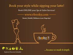 #Spa #Salon #Wellness  Looking for Spa, Salon, Wellness, Fitness Centers, Mens and Ladies Beauty Parlours in Bangalore? VBooky help you to find out Best Spas, Salons, Beauty Parlours in Bangalore.