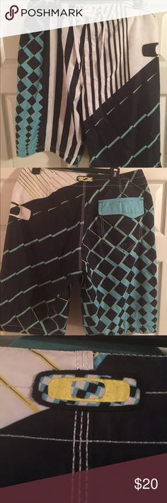 Oakley Board Shorts Super Dope Oakley Board Shorts worn lightly appear brand new Oakley Swim Board Shorts