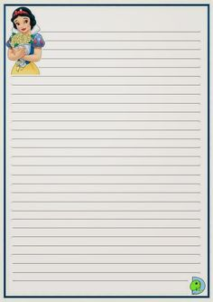 Disney Writing, Lilo E Stitch, Notebooks, Planners, Snow White, School, Paper, Drawings Of Couples, Belle Drawing