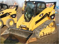 Our featured Skid Steer is a 2011 Caterpillar 289C, Cab, Heat, A/C, 2 Speed, Hydraulic Quick Attach, 118 Hrs. Check out our great selection of skid steers! You can view them all at: http://www.rockanddirt.com/equipment-for-sale/skid-steer-loaders-crawler