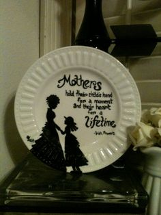 Famous Irish Proverb Motherhood Quote by OurBurrowDesign on Etsy, $18.00