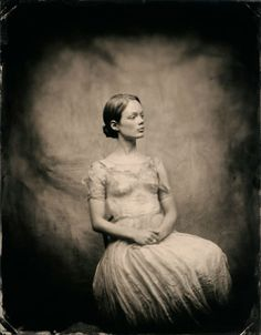 Tintype Photos of Mysterious Still Life, Portraits and Magical ...