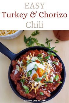 4 hours · Paleo · Serves 10 · I have NEVER thought about adding chorizo! So freakin' delicious!! High Protein Meal Plan, Low Carb Meal Plan, High Protein Recipes, Low Carb Recipes, Ground Beef Recipes For Dinner, Healthy Dinner Recipes, Dinner Dishes, Main Dishes, Side Dishes