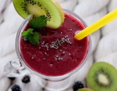 Smoothie Antioxidanty