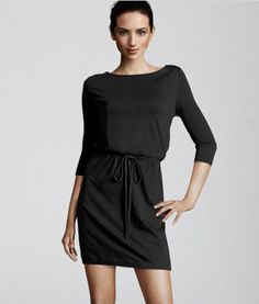 relaxed dress