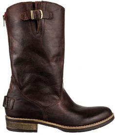 Roxy Jessie James chocolat boots