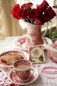Aiken House & Gardens: Red & White Valentine's Day Tea