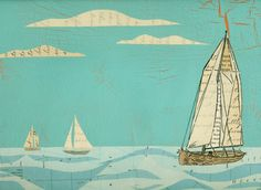 sail away with me, honey by Amy Rice