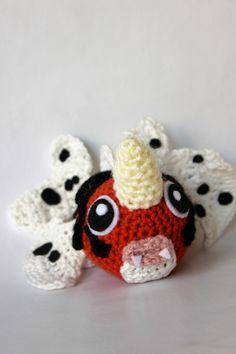 Pokemon crochet challenge