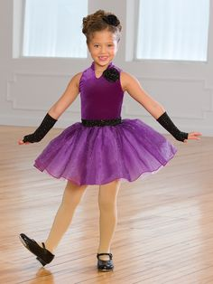 Beautiful Doll - Style 0413 | Revolution Dancewear Children's Dance Recital Costume