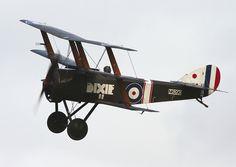 Sopwith Triplane #flickr #triplane #WW1