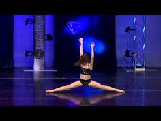 "Kaycee Rice - ""Fine Objects"" 12 years old - 2015 - Choreo by Zoi Tatopoulos"