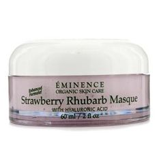 Eminence Strawberry Rhubarb Masque Normal to Dry Skin  60ml2oz ** Details can be found by clicking on the image.