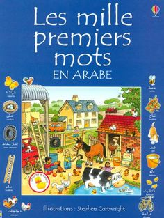 Amazon.fr - MILLE PREMIERS MOTS EN ARABE - ANDY GRIFFIN, HEATHER AMERY, STEPHEN CARTWRIGHT - Livres
