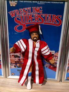 WWF LJN Custom The Genius