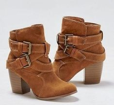 Autumn Winter Women Suede Leather ankle boots