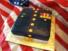 Possible Cake for my Marine!