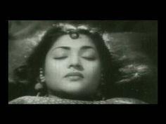 Mera Dil Ye Pukare Aaja - Vaijayanti Mala, Lata Mangeshkar, Nagin Song - YouTube