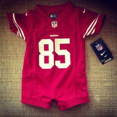 49er baby onsie!! :-)