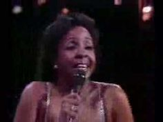 Gladys Knight and the pips - Neither one of us--(This is the real Gladys! Her performance the other night? Orchestra was in another key & she & they tried to save the day....